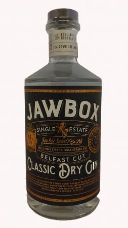 Jawbox Gin