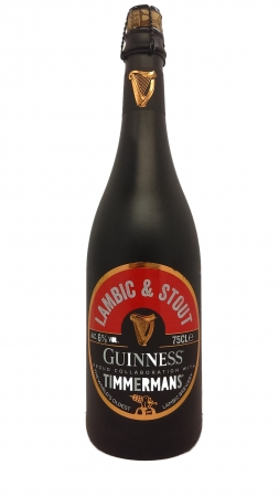 Guinness/Timmermans Lambic & Stout