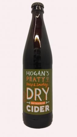 Hogans Peaty Dry Cider