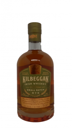 Kilbeggan Small Batch Rye Irish Whisky