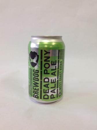 Brewdog Dead Pony Pale Ale
