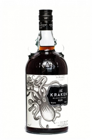 Kracken Black Spiced Rum