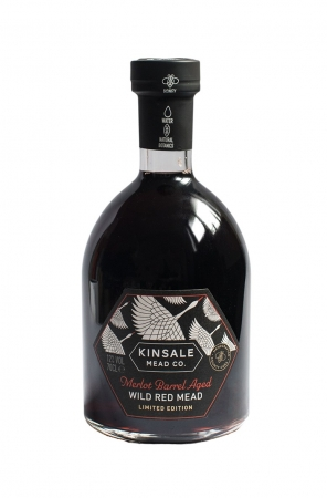 Kinsale Merlot Barrel Aged Wild Red Mead