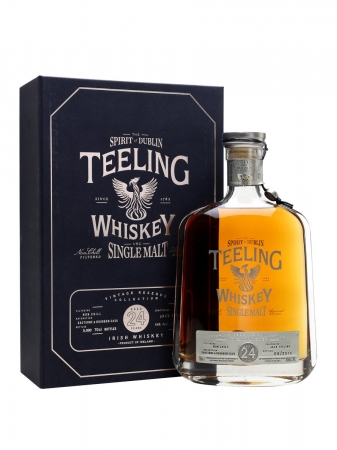 Teeling Single Malt Irish Whisky 24 Year Old