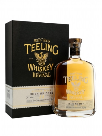 Teeling Revival Single Malt Irish Whisky 12 Year Old