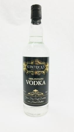 St Patrick's Potato Vodka